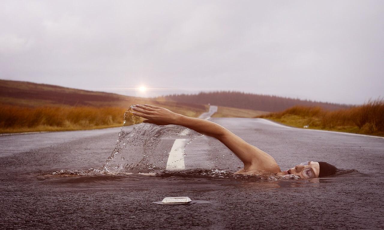 Gezond Sporten Zwemmen
