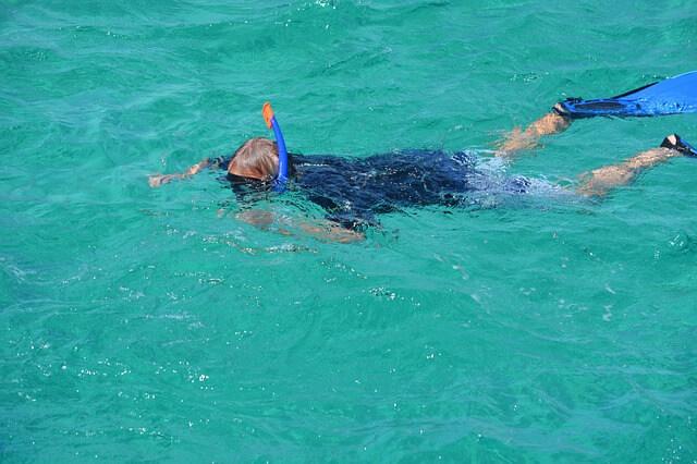 Snorkelen In Pak